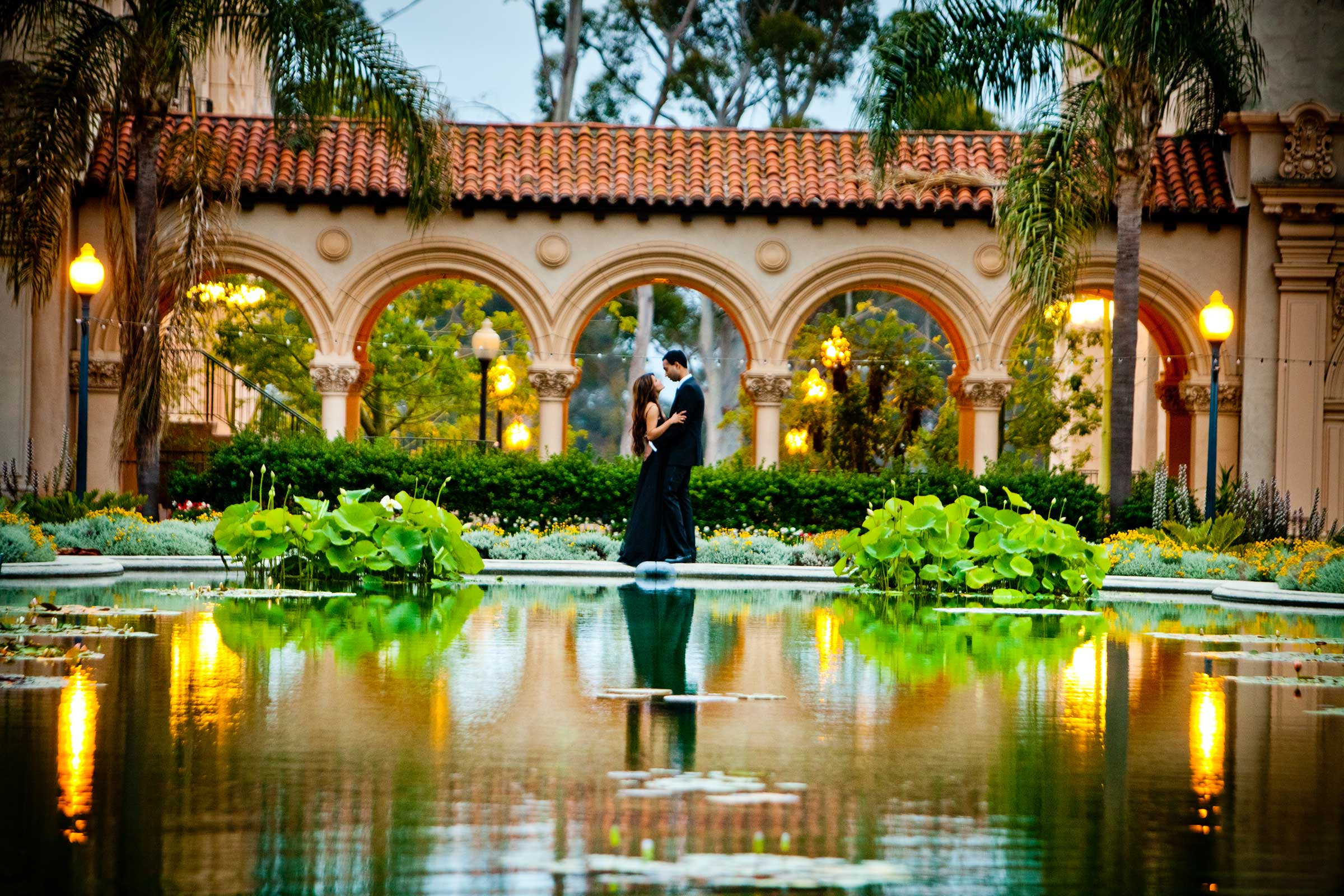 Free in Balboa Park - 21 Things for Families in San Diego Balboa park wedding photos