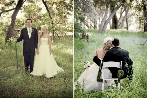San Diego wedding photographer True Photography vintage photograph in nature