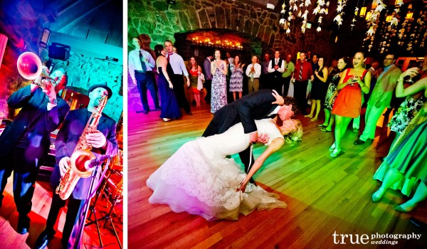 San Diego Wedding Photographer: True Photography captures bright and colorful photos of bride and groom at wedding in Denver, Colorado