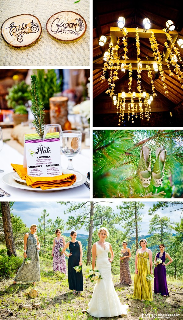 San Diego Wedding Photographer: True Photography captures bohemian style wedding in Denver colorado