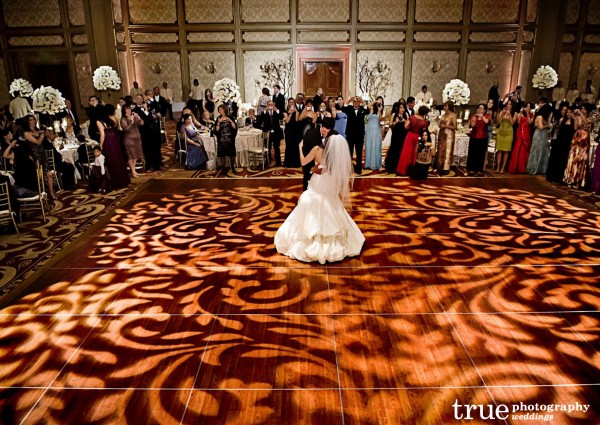 First-Dance-at-Grand-Del-Mar-Wedding