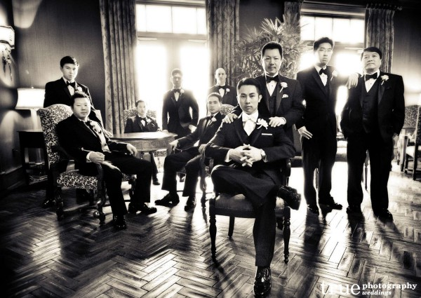 Groom-and-Groomsmen-at-Grand-Del-Mar-Wedding