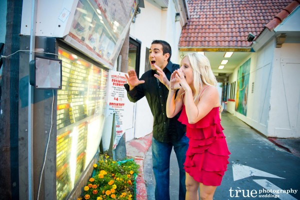 San Diego Wedding Photography: Fun Engagement Photo Shoot in San Diego