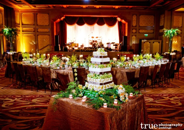 Kathy Wright and Co. wedding florals in Southern California
