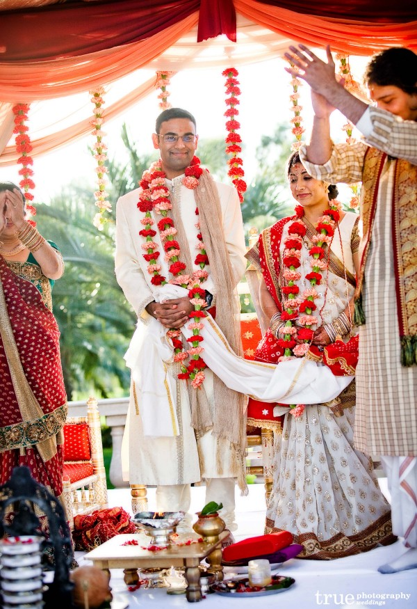 Kathy Wright and Co Floral Design for Indian Wedding in San Diego