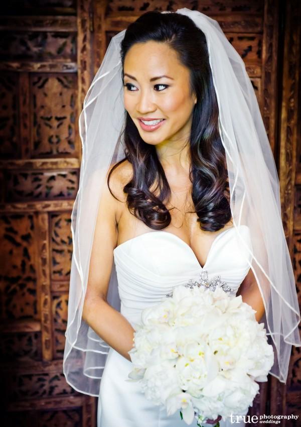 San Diego Wedding Makeup by Flirt