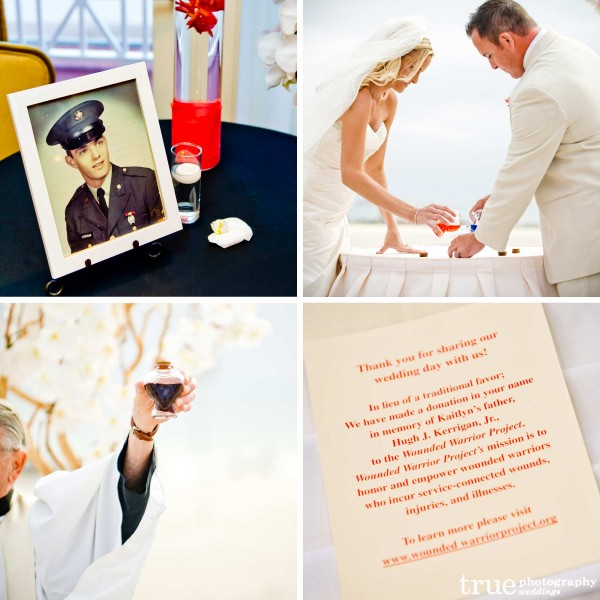 San Diego Military Wedding Photographed by True Photography