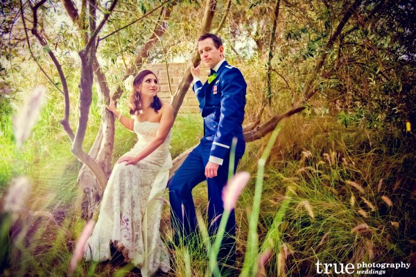 San Diego Military Wedding Photography by True Photography