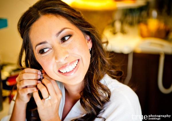 Airbrush Wedding Makeup by Flirt