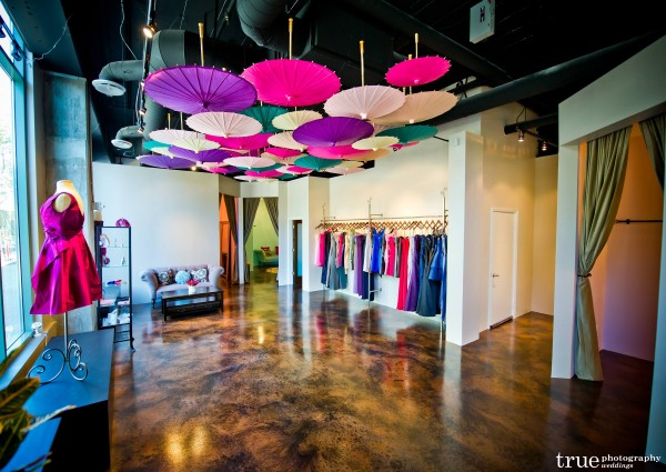 The Bridesmaid Boutique in San Diego