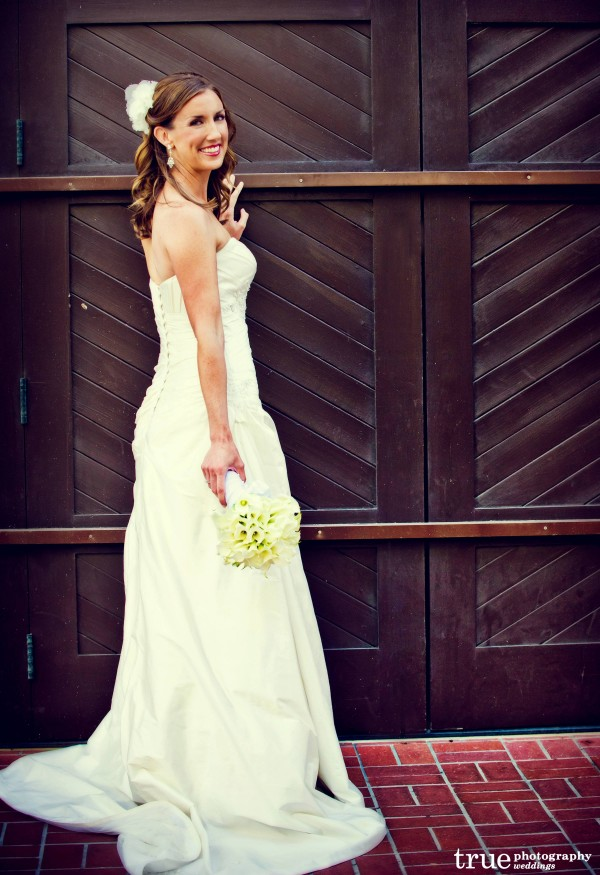 The White Flower Bridal Boutique in San Diego