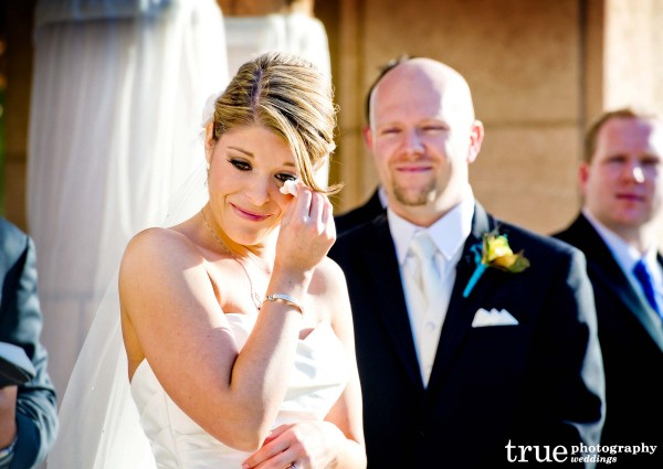 Waterproof wedding makeup by Flirt Makeup in San Diego