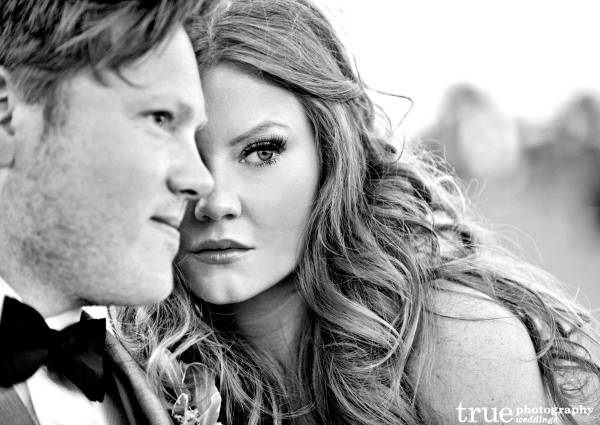 Black and White vs. Color Photos for weddings with True Photography