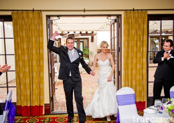 Grand Entrance at the Crosby with DJ by Classy Event Group