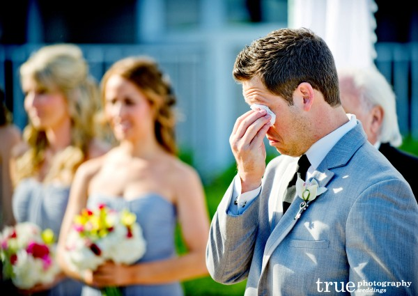 Black and White Vs. Color Wedding Images by True Photography