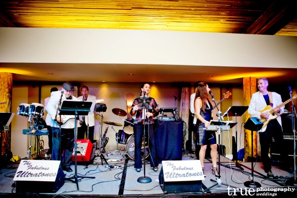 Live Band at Paradise Point Wedding with Ever After Events