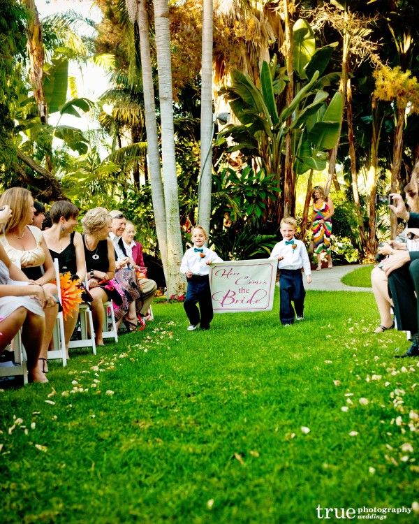 Paradise Point Wedding Ceremony with Evert After Events
