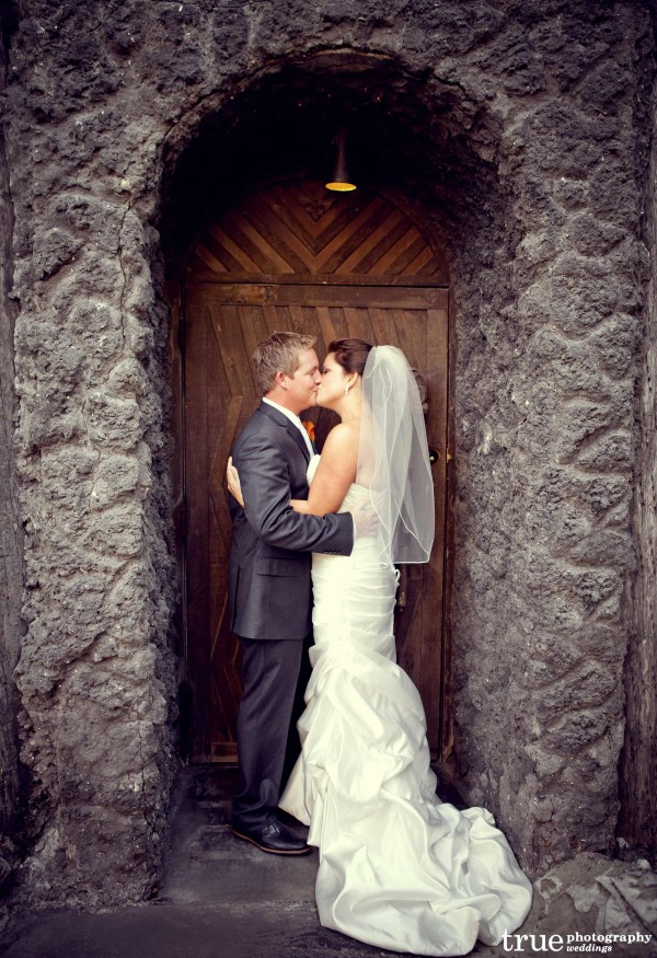 Romantic Photo at Paradise Point Wedding with Ever After Events