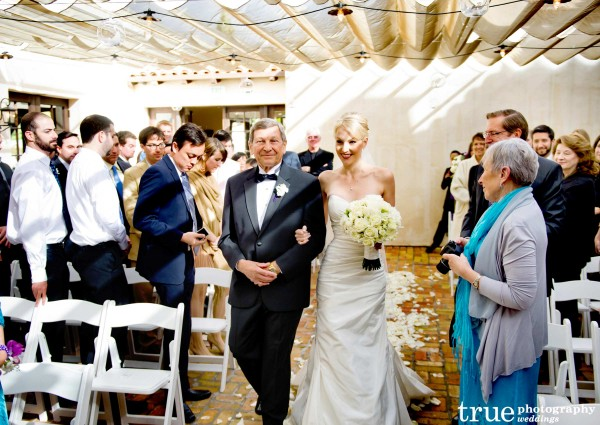 San Diego Wedding DJ at the Crosy in Rancho Santa Fe