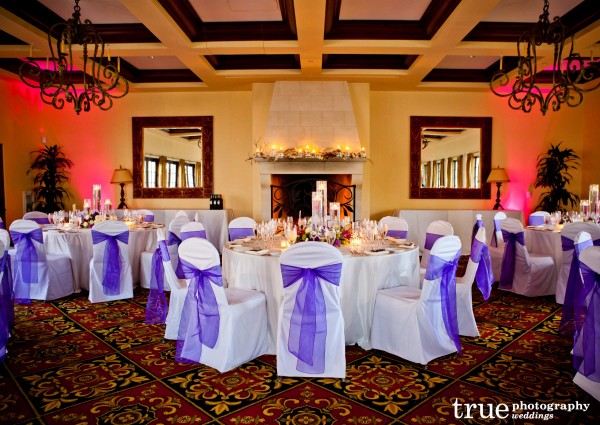 The Crosby Wedding Lighting by Classy Event Group