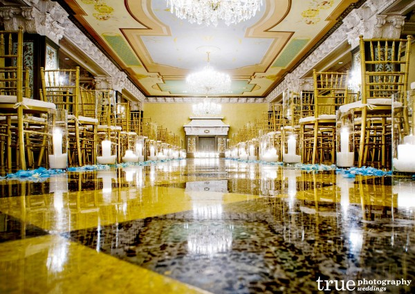 Downtown San Diego Wedding with Swell Beauty at the US Grant Hotel