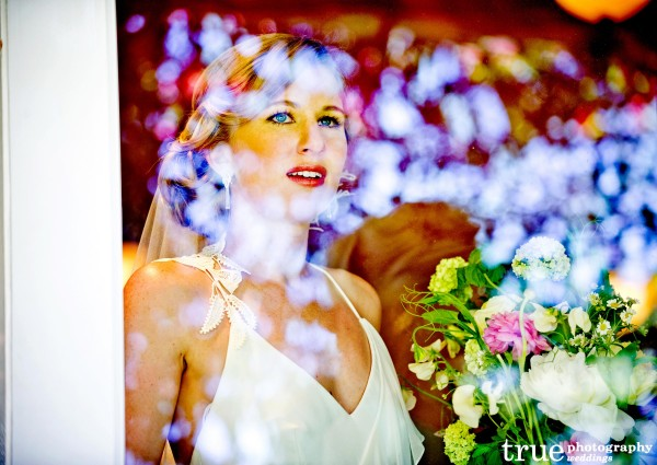 Vintage Wedding Makeup by Paula Mayer