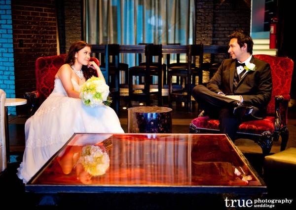 Wedding at St Francis Chapel and Hard Rock Hotel San Diego