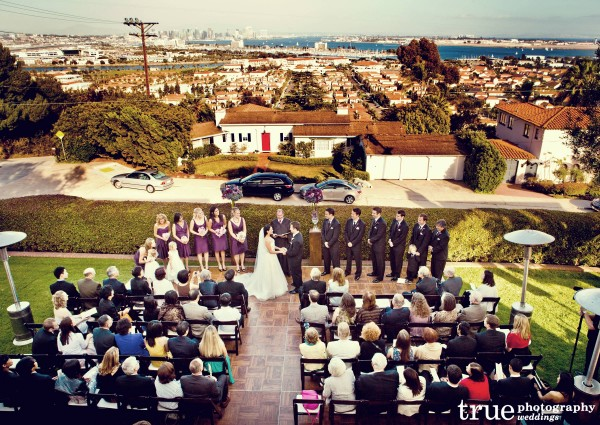 San Diego Wedding Coordinator EverAfter Events Wedding in Point Loma
