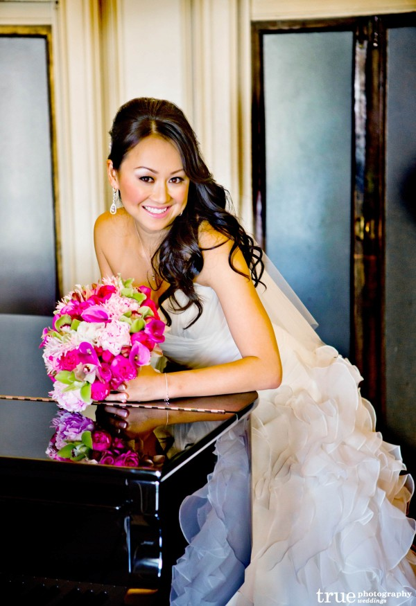 San Diego Wedding Hair and Makeup with Amy Huynh Makeup Artistry