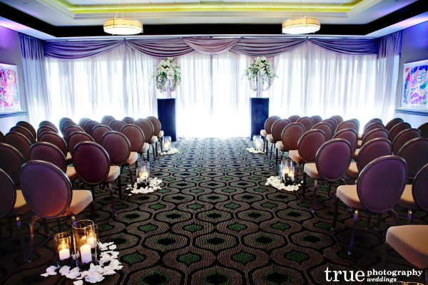 San Diego Wedding at University Club atop Symphony Towers in Downtown San Diego