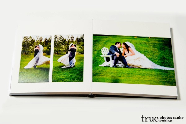 Queensberry Wedding Album by True Photography