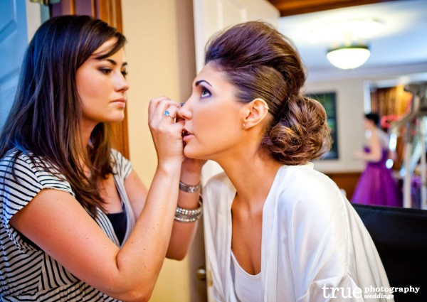 Melissa Rae & Co. Wedding Makeup San Diego