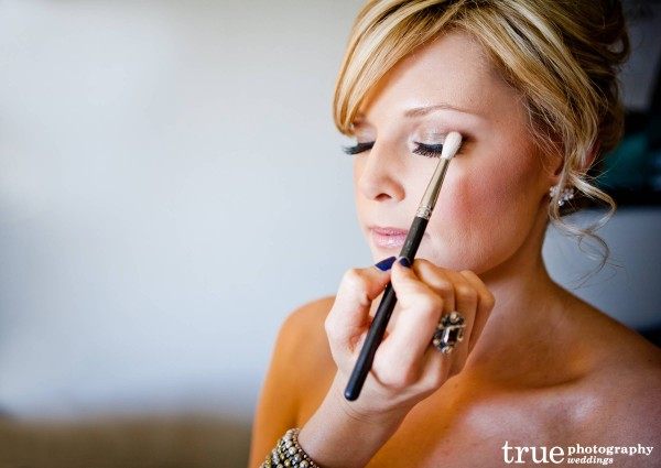 San Diego Wedding Hair and Makeup with Brides By Brittany