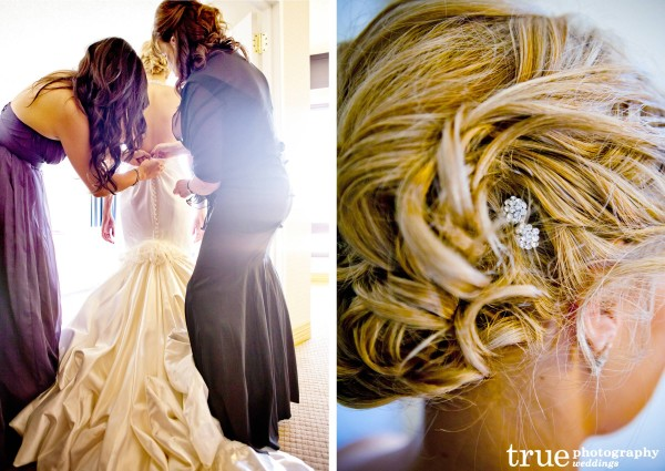 San Diego Wedding Hair and Makeup by Brides By Brittany