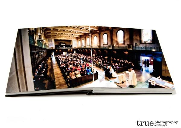 Wedding Album by True Photography
