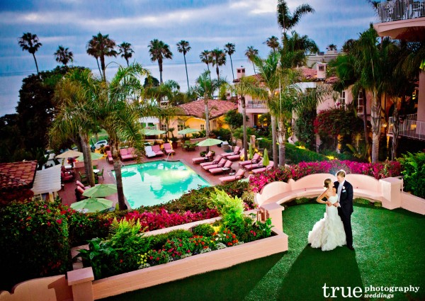 Bliss Events at La Valencia in San Diego