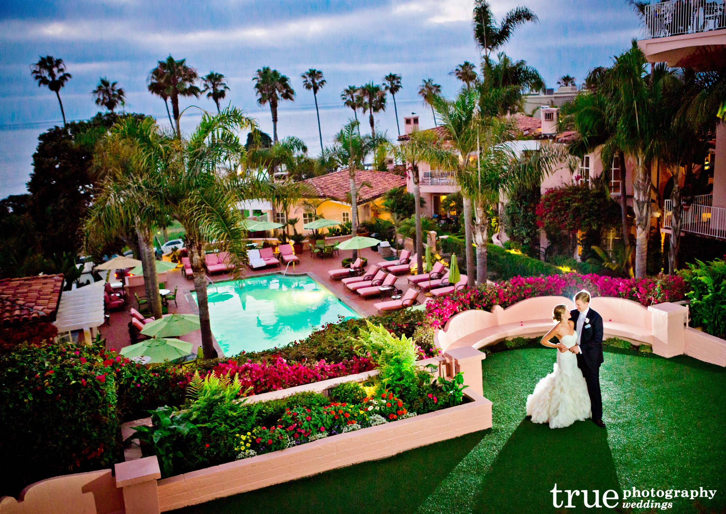 La Jolla Wedding At La Valencia By Bliss Events