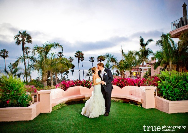 La Valencia Wedding with Bliss Events in San Diego