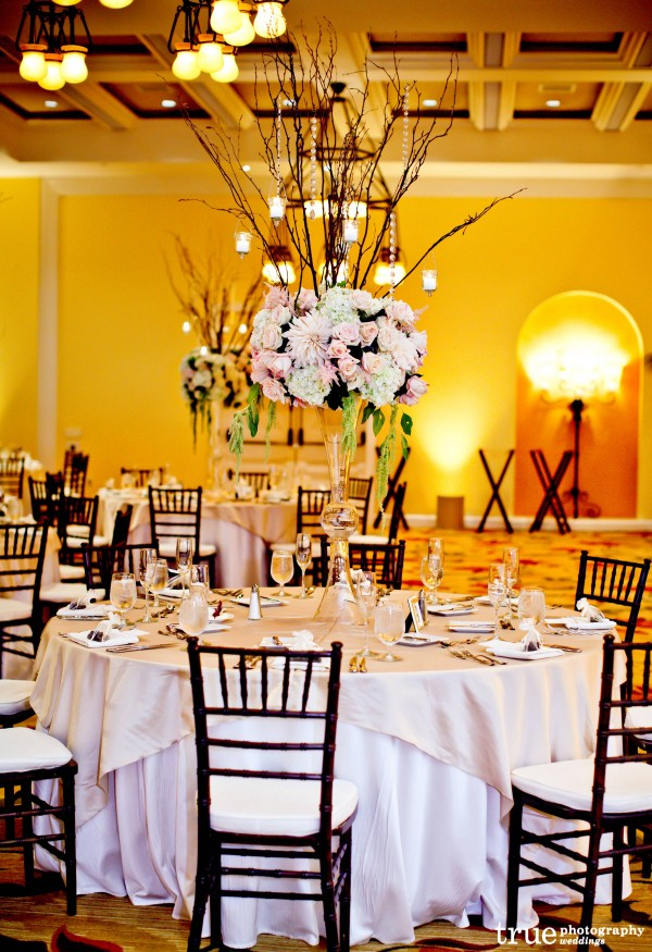 San Diego Wedding at Estancia La Jolla with EverAfter Events