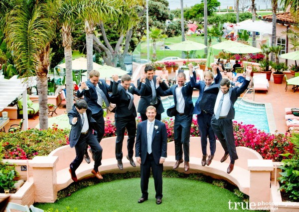 San Diego Wedding with Bliss Events at La Valencia