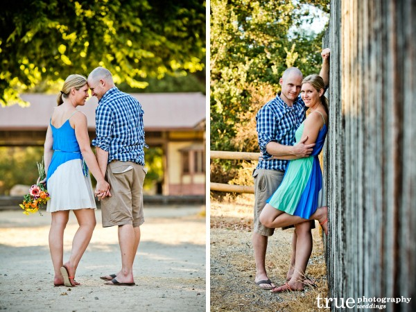 Agora Hills Engagement Photo Shoot with True Photography