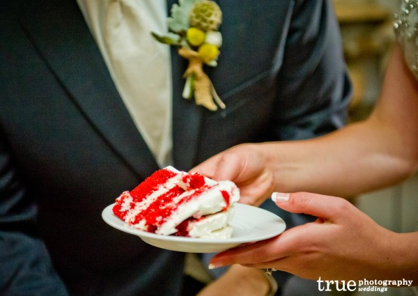 Leo Carillo Ranch Wedding with The Crimson Cake