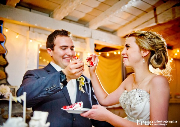San Diego Wedding at Leo Carillo Ranch The Crimson Cake