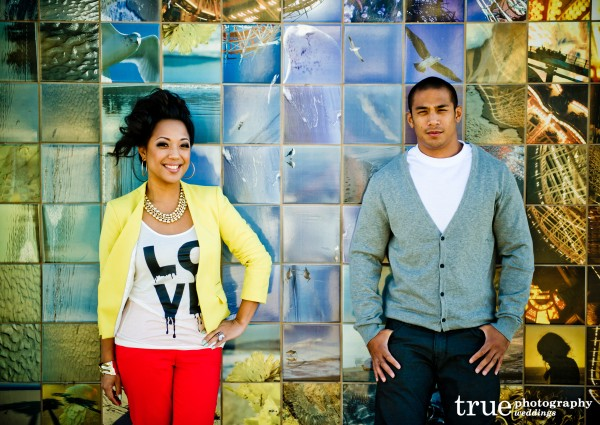 Engagement Shoot of the Week Mission Bay