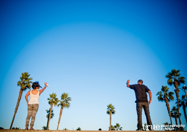 San Diego Engagement Photo Shoot in Mission Beach
