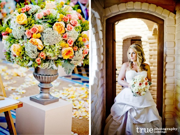 San Diego Wedding at Rancho Valencia with Detailed Defined