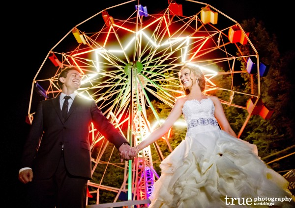 Calamigos-Ranch-wedding-with-carvinval-theme-and-ferris-wheel