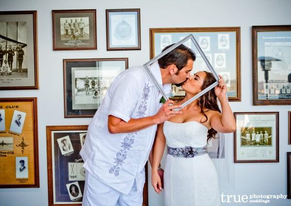San Diego Rowing Club Wedding with I Do Weddings