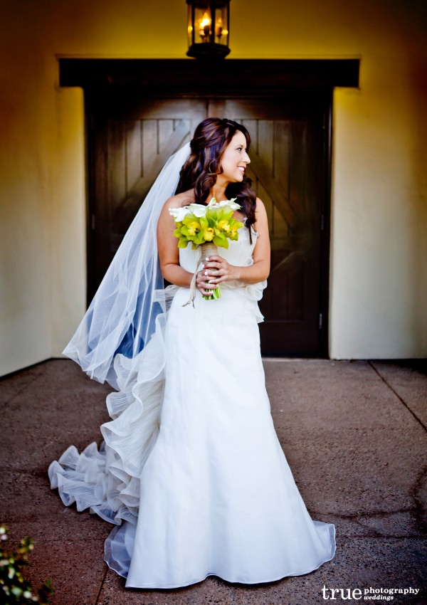San Diego Wedding with Brittany Gharring Hair and Makeup
