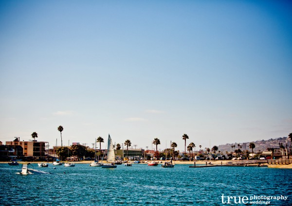 San Diego Wedding with I Do Weddings at the San Diego Rowing Club